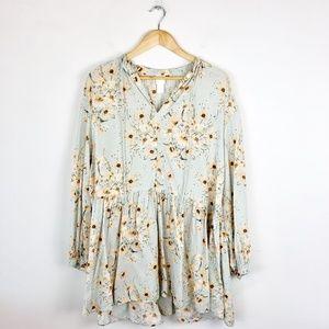 H&M Boho Floral Dress